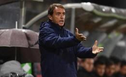 Mancini Membuat Catatan Spesial Bersama Timnas Italia