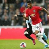 Rashford Akui United Tidak Cukup Bagus