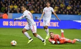 Spanyol Baru Saja Lolos Ke Piala Eropa 2020 Ke Enam